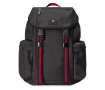 'Techpack' Rucksack aus Techno-Canvas