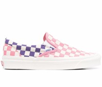 Klassische Slip-On-Sneakers