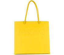 Shopper mit Logo-Prägung