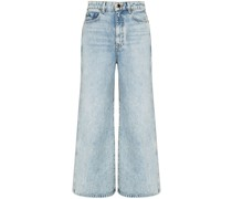 The Ella Cropped-Jeans