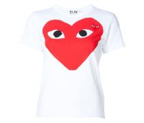 T-Shirt mit Logo-Print - women - Baumwolle - XS