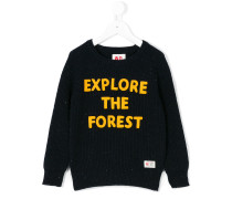 'Explore The Forest' Pullover