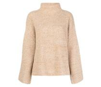 'Fern' Pullover mit Stehkragen