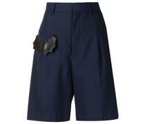 Shorts mit Fledermaus-Taschen