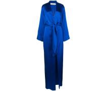 Kleid im Kimono-Look