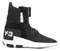 - High-Top-Sneakers mit Logo - unisex