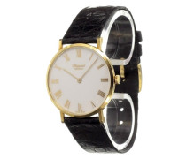 'Classic Gold Plated' analog watch