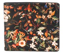 Portemonnaie mit BlumenPrint