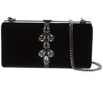jewelled clutch bag