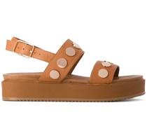 'Makenna' Sandalen mit Nieten