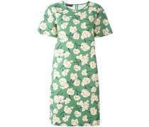 Florales Hemdkleid - women - Seide/Baumwolle