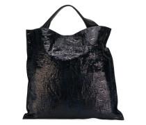 textured tote bag - women - Kalbsleder