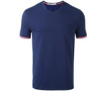 T-Shirt mit Kontraststreifen - men