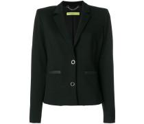 fitted blazer jacket