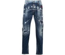 Mick Jeans im Distressed-Look