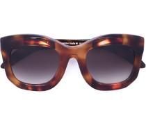- 'Mask B2' Sonnenbrille - unisex - Acetat