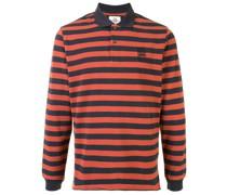 Poloshirt mit breiten Streifen
