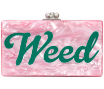 'Jean Weed' Clutch