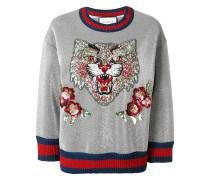 'Angry Cat' Sweatshirt