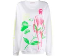 'Flower Lady' Sweatshirt