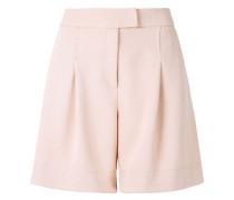 'Marlene' Shorts mit Falten