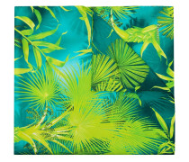 Schal mit Jungle-Print