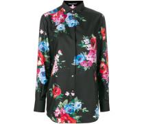 Florales Hemd