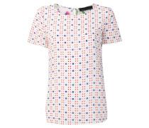 'Fernande' Seiden-T-Shirt