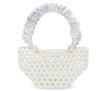 'Tako' Handtasche mit Perlen