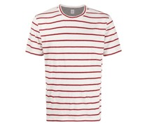 Gestreiftes Leinen-T-Shirt