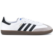 adidas Samba Leather Schuh Schwarz | adidas Switzerland