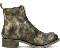 Stiefeletten im Distressed-Look