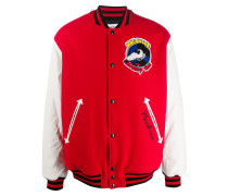 "Bomberjacke mit ""Mickey Rat""-Patch"