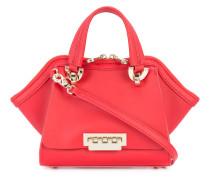 """""""Mini"""" Handtasche mit trapezförmigem Design"""