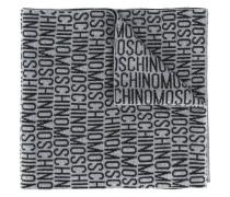 Schal mit Logo-Prints