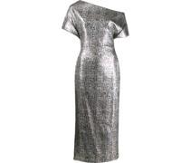 Kleid mit Schlangen-Print