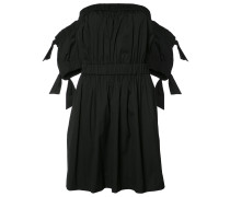 Schulterfreies Minikleid