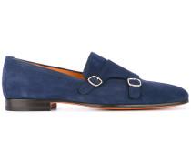 - Loafer mit doppelter Schnalle - men