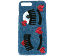 eyes iPhone 7 plus case