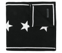star knit scarf