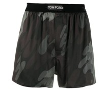 Boxershorts mit Camouflage-Print