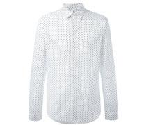 - Gepunktetes Hemd - men - Baumwolle - XL