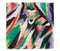 zig zag print scarf