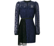 Mercredi dress with pleated front detail