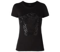 Medusa Head sequin T-shirt