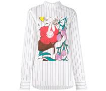 Hemd mit floralem Print - women - Baumwolle - 42
