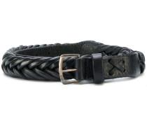 classic woven belt