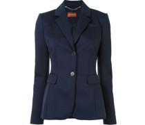 Fenice single-breasted wool blazer