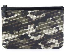 Clutch mit Camouflagemuster