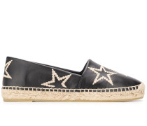Espadrilles mit Sternen